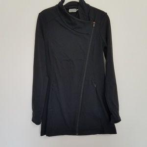 Athleta Asymmetrical Zip Jacket